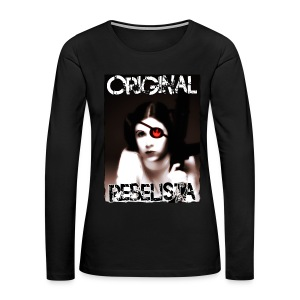Original Rebelista - Women's Premium Long Sleeve T-Shirt