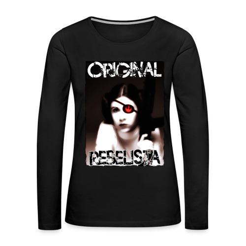 Original Rebelista - Women's Premium Long Sleeve T-Shirt