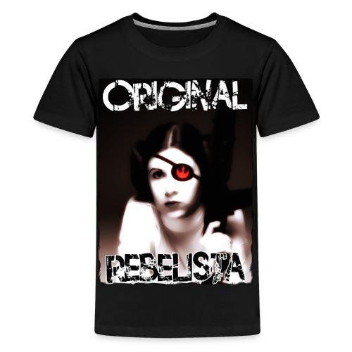 Original Rebelista - Kids' Premium T-Shirt