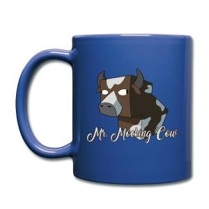 Mr. Mocking Cow - Full Color Mug