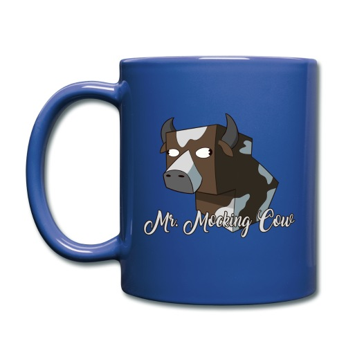 Mr. Mocking Cow - Full Color Mug