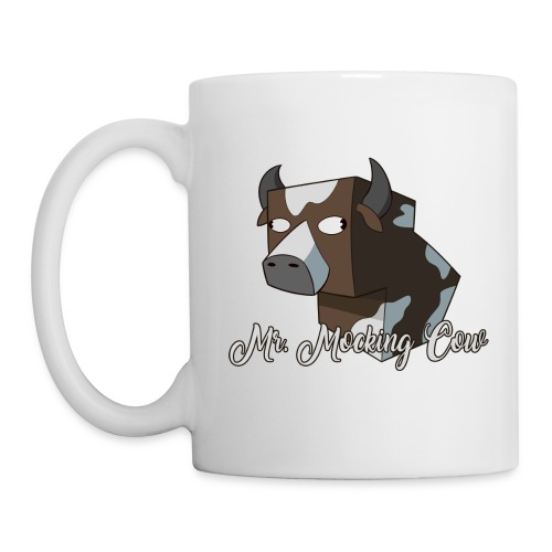 Mr. Mocking Cow - Coffee/Tea Mug
