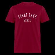 T-Shirts ~ Men's T-Shirt ~ Great Lake State