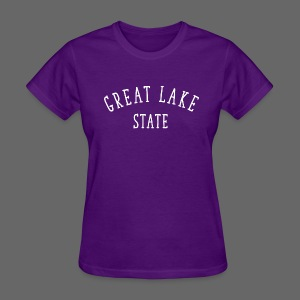 Great Lake State - Women's T-Shirt