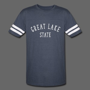 Great Lake State - Vintage Sport T-Shirt