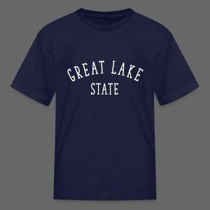 Great Lake State - Kids' T-Shirt