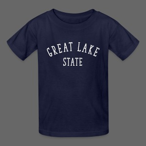 Great Lake State - Kids' T-Shirt