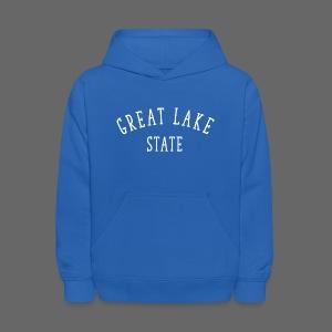 Great Lake State - Kids' Hoodie