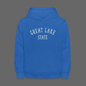 Great Lake State - Kids' Hoodie