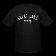 T-Shirts ~ Men's Tall T-Shirt ~ Great Lake State