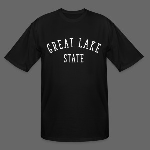 Great Lake State - Men's Tall T-Shirt
