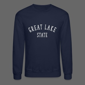 Great Lake State - Crewneck Sweatshirt