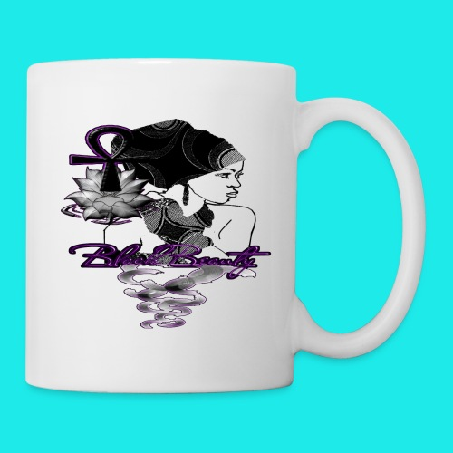 black beauty mug - Coffee/Tea Mug