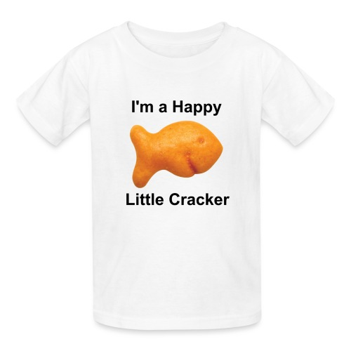 Kid's - I'm a Happy Little Cracker - Kids' T-Shirt