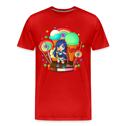 Men's Premium T-Shirt | CANDYLAND - Men's Premium T-Shirt