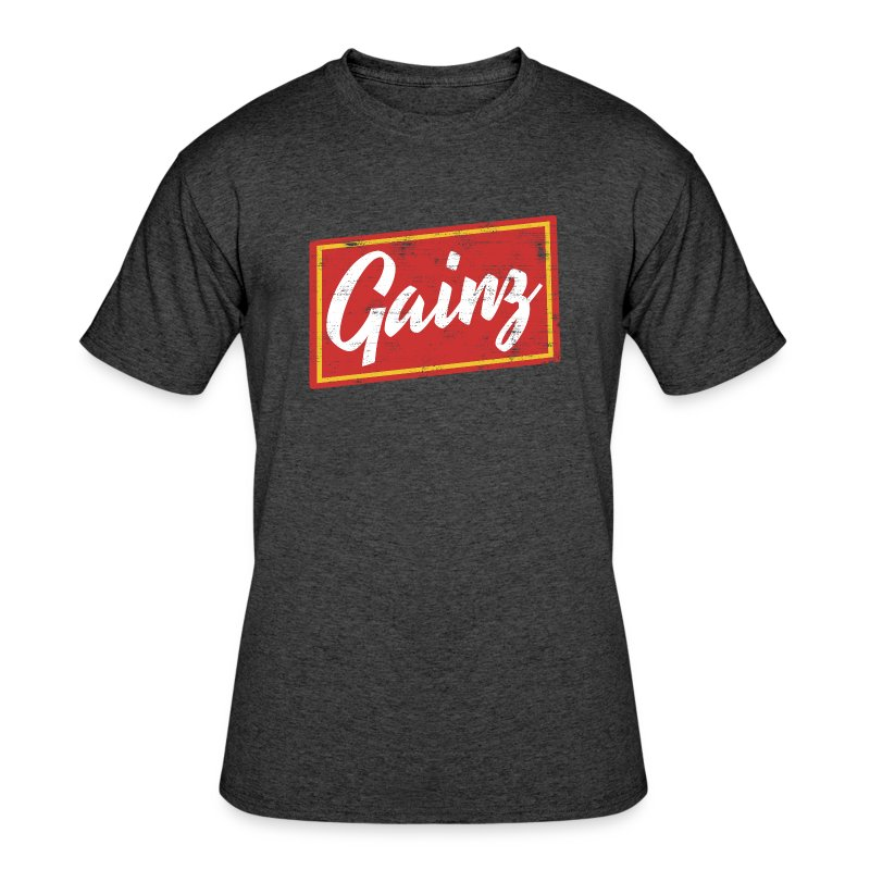 Gainz Olde - Men's 50/50 T-Shirt