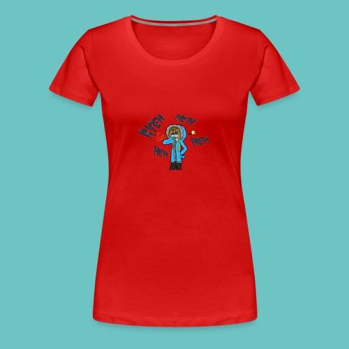 Frozen Christmas Murder Women's T-shirt (Small Design) - Women's Premium T-Shirt
