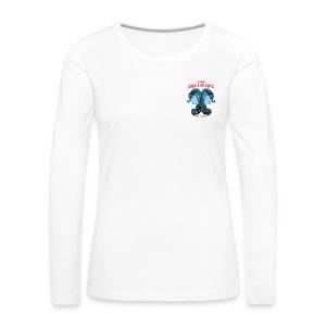 Gemini Sun Women's Premium Long Sleeve T-Shirt - Women's Premium Long Sleeve T-Shirt