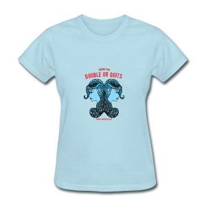 Gemini Sun Women's T-Shirt - Women's T-Shirt