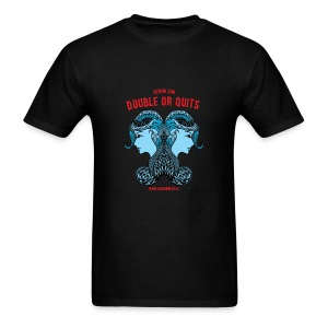 Gemini Sun Men's T-Shirt - Men's T-Shirt