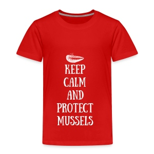 Protect Mussels Children's T-Shirt - Toddler Premium T-Shirt