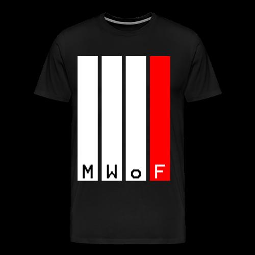 COLUMNS Men's - Men's Premium T-Shirt