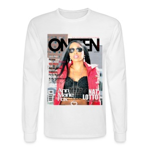 ONETEN Magazine Cover Ann Marie Fox Tee Long Sleeve Tee - Men's Long Sleeve T-Shirt