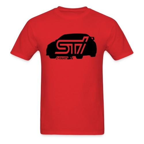 STI - Men's T-Shirt