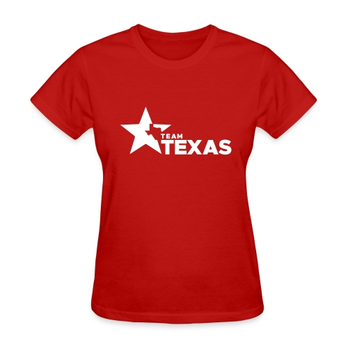 Team Texas t-shirt (women) - Women's T-Shirt