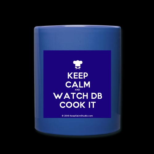 DB Cooks Coffee Cup - Full Color Mug