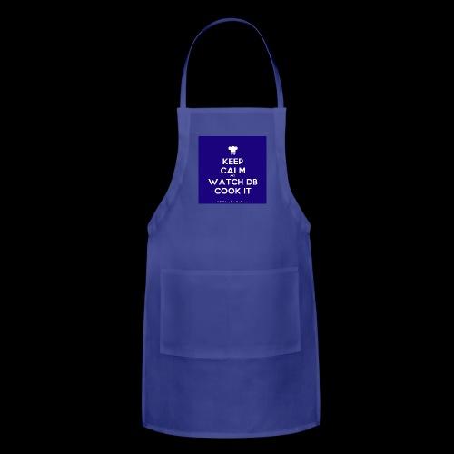 DB Cooks Keep Calm Apron - Adjustable Apron