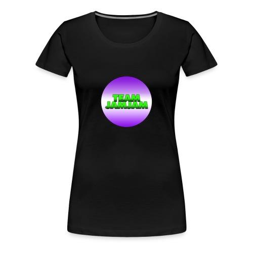 TEAM JAMJAM Medallion T-Shirt Women's - Women's Premium T-Shirt