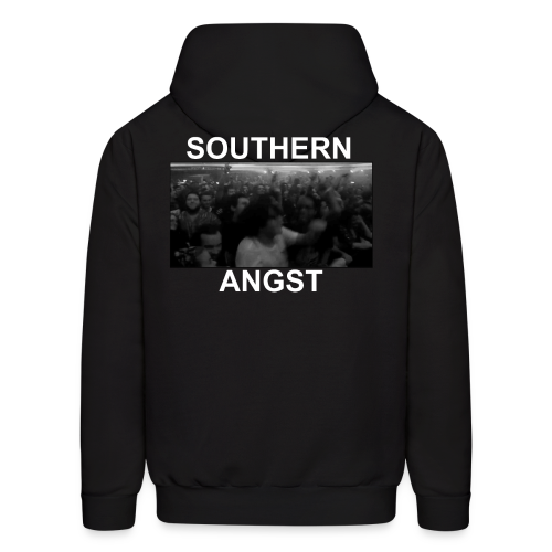 Southern Angst Hoodie - Men's Hoodie