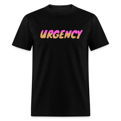 Men's Urgency Doughnut - Men's T-Shirt