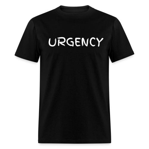 Men's Urgency Scribble - Men's T-Shirt