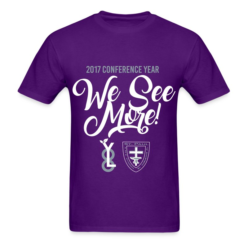 - We See More - Men - Men's T-Shirt