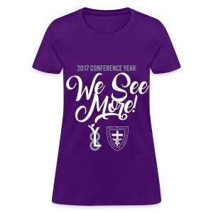 - We See More - Women - Women's T-Shirt