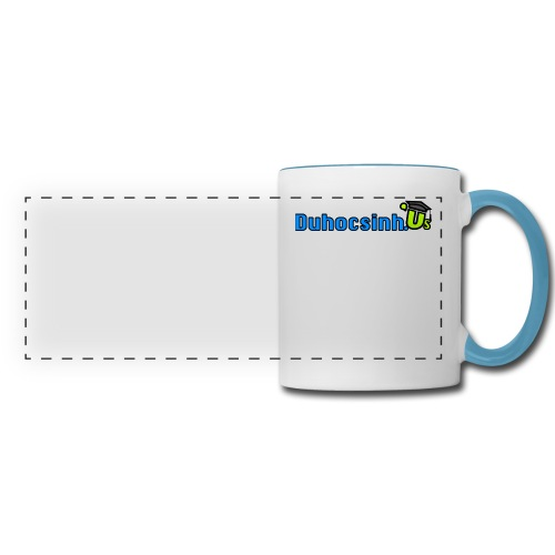 Duhocsinh Thanks Gift  - Panoramic Mug