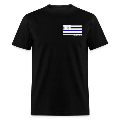 GrandCrew Blue Line Tee - Men's T-Shirt