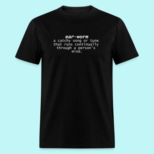 ear-worm - Men's T-Shirt