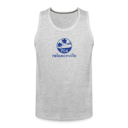 Men's Tank Blue Lagoon  - Men's Premium Tank
