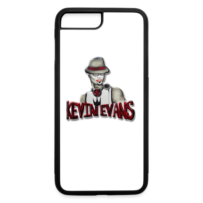 DJ Kevin Evans Logo 2 - iPhone 7 Plus/8 Plus Rubber Case