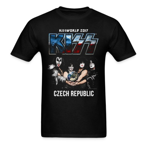 Czech Republic - Men's T-Shirt