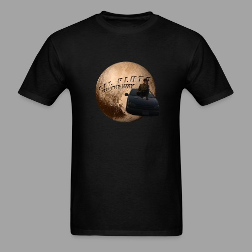 LIL PLUTO ON THE WAY tee - Men's T-Shirt