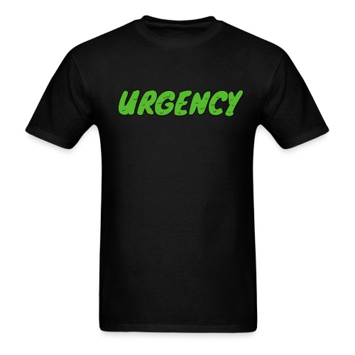 Men's Urgency Fur - Men's T-Shirt