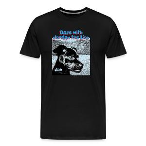 DWJTL Jah Mens T-Shirt - Men's Premium T-Shirt