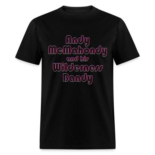 Andy McMahondy Neon Retro T-Shirt - Men's T-Shirt