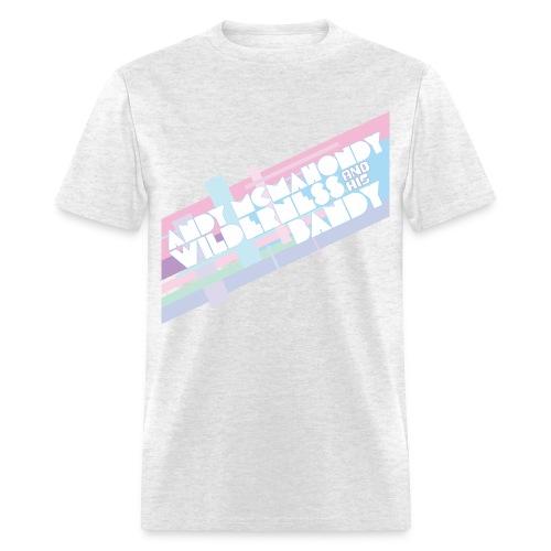 Andy McMahondy Pastel T-shirt - Men's T-Shirt