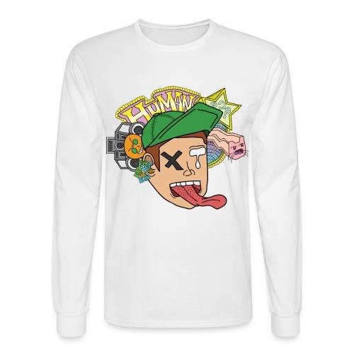 HUMAN Kid Long Sleeve - Men's Long Sleeve T-Shirt