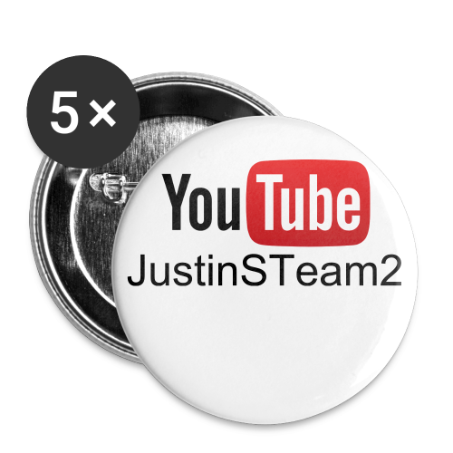 New JustinSTeam2 Buttons  - Large Buttons